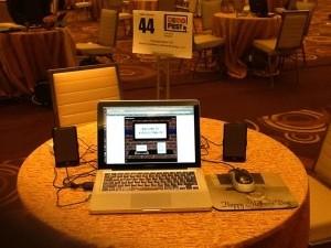 DemoFest Table
