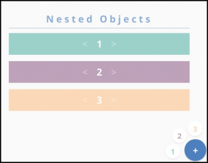 Nested Button Animation by Josh Stoner