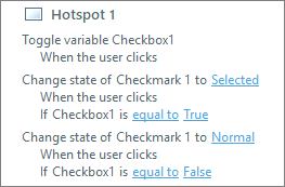 check mark triggers in Storyline