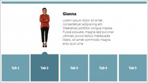 meet the team - gianna